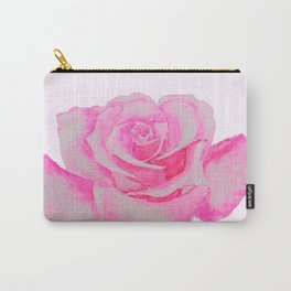 one pink rose Carry-All Pouch