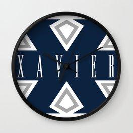 Xavier Wall Clock