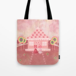 Candy Fields (Hansel & Gretel) Tote Bag