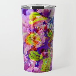 flowers magic Travel Mug