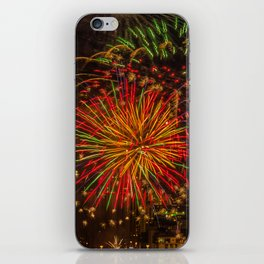 Firework collection 3 iPhone Skin