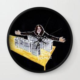 Dr. Katie Bouman Wall Clock
