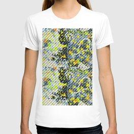 Splatter Slant T-shirt