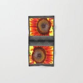 Sunflower from the Color Fashion Mix Hand & Bath Towel