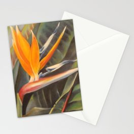 Bird of Paradise 3  Stationery Cards