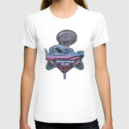 Futuristic DJ T-shirt