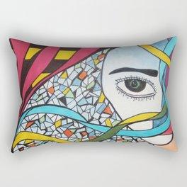 FIVE SENSES SERIE Rectangular Pillow