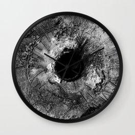 Black Hole Wall Clock