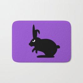 Angry Animals: Bunny Bath Mat