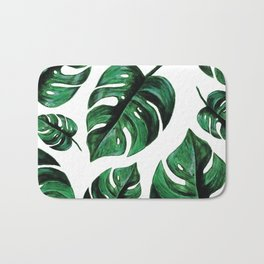 Philodendron Bath Mat