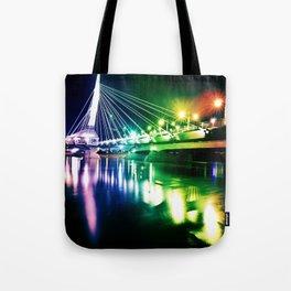 Provencher Bridge Tote Bag