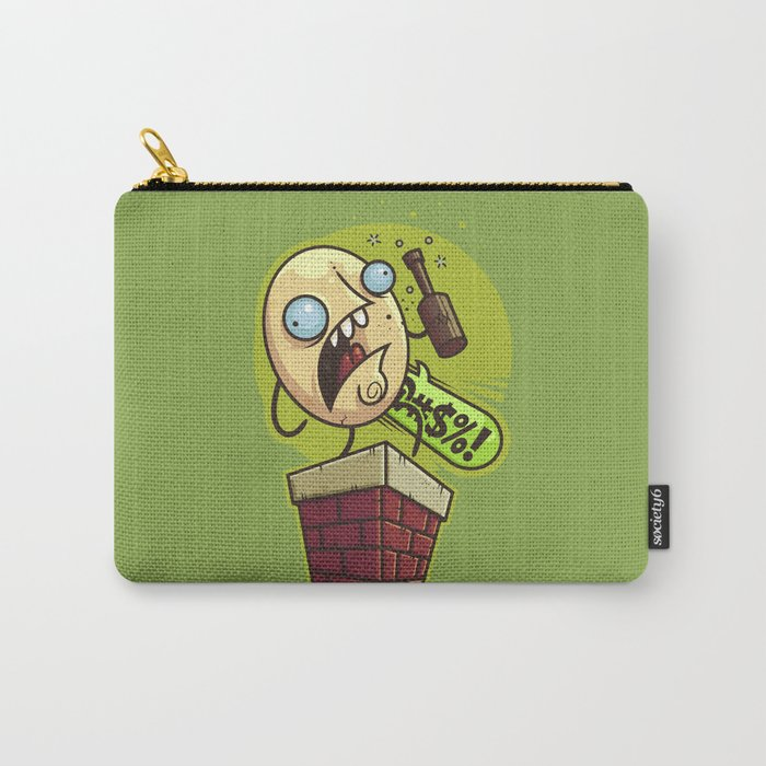 Humpty Drunkty Carry-All Pouch
