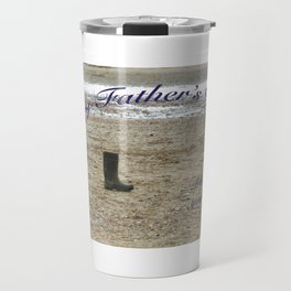 Funny card Father's Day Travel Mug