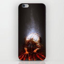 Fumes iPhone Skin