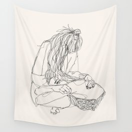 You and I Wall Tapestry