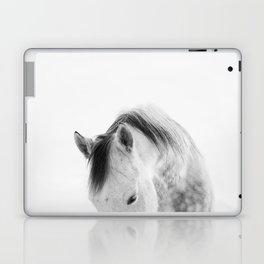 Modern Photography White Horse Laptop & iPad Skin