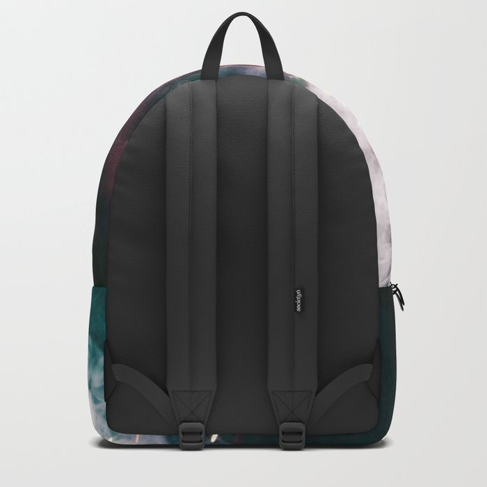 smoking area colour Backpack