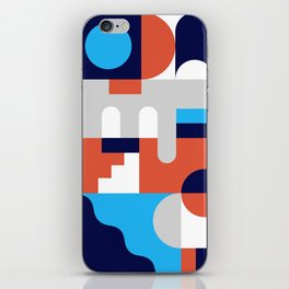 Forms I iPhone Skin