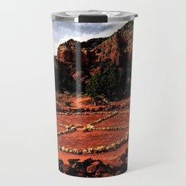 Amitabha Stupa & Peace Park Travel Mug