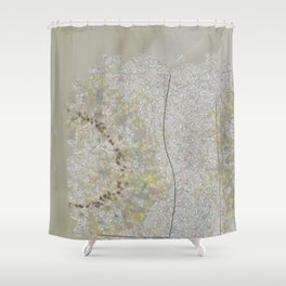 Preadoption Roughness Flowers  ID:16165-144834-10211 Shower Curtain