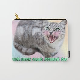 I DON'T NEED YOUR GENDER ROLES - kitter Carry-All Pouch