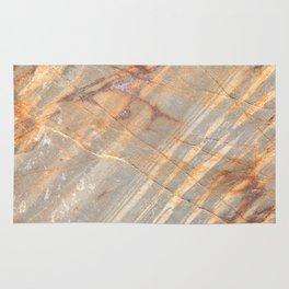 Rock Pattern II (Lake Tahoe, California) Rug