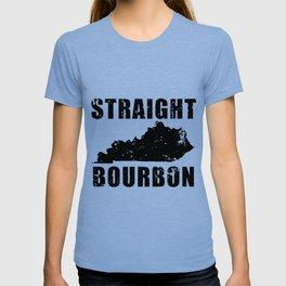 STRAIGHT KENTUCKY BOURBON Jack Daniels Jim Beam Crown Royal Makers Mark Canadian Clubwhiskey moonshi T-shirt
