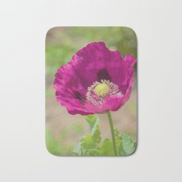 Violet Vision by Reay of Light Photography Bath Mat