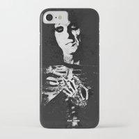 frankenstein iPhone & iPod Cases featuring Frankenstein by  Maʁϟ