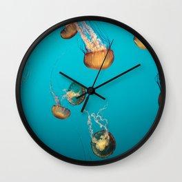 Magical Medusas Wall Clock