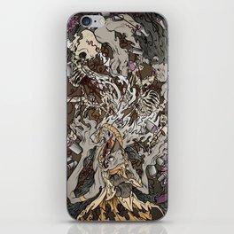 The Garuda Takeover iPhone Skin