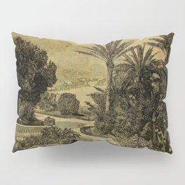 The Gardeners' Chronicle 1874 Pillow Sham