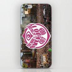 TomorrowWorld 2013 - Over Do It iPhone & iPod Skin