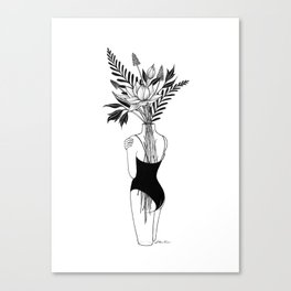 Fragile Canvas Print
