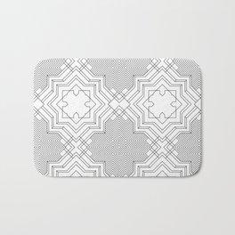 Pattern 1 Bath Mat
