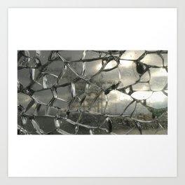 Storm Glass Art Print