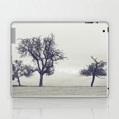 bleak trees... Laptop & iPad Skin
