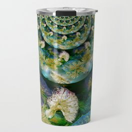 Blue Universe Travel Mug