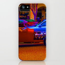 ROADSTER iPhone Case