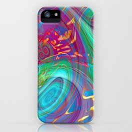 Song of the Sirens iPhone Case