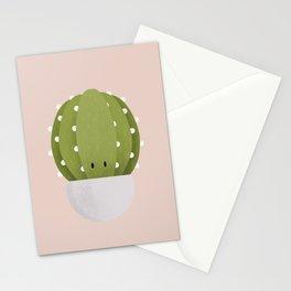 Cactus Nursery Art Stationery Cards