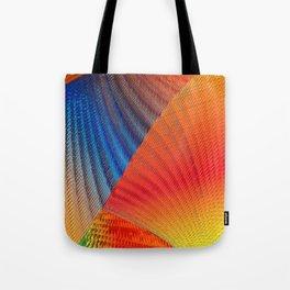 Hexa Twirl Tote Bag