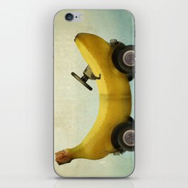Banana Buggy iPhone Skin