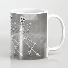 Dancing skeletons I Coffee Mug