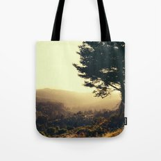 Morning in your Eyes Tote Bag