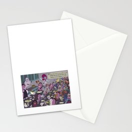 family chaos Stationery Cards