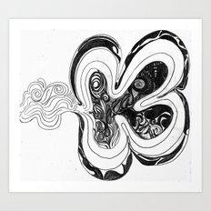 Smog  Art Print