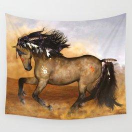 HORSE - Cherokee Wall Tapestry