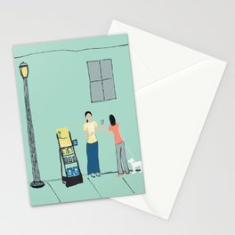 At the Cart Stationery Cards