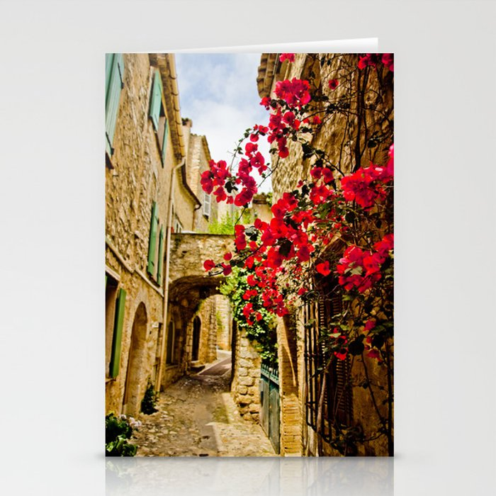 Provincial France Stationery Cards